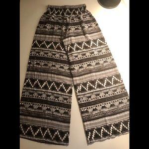 Batik Flowy Pants